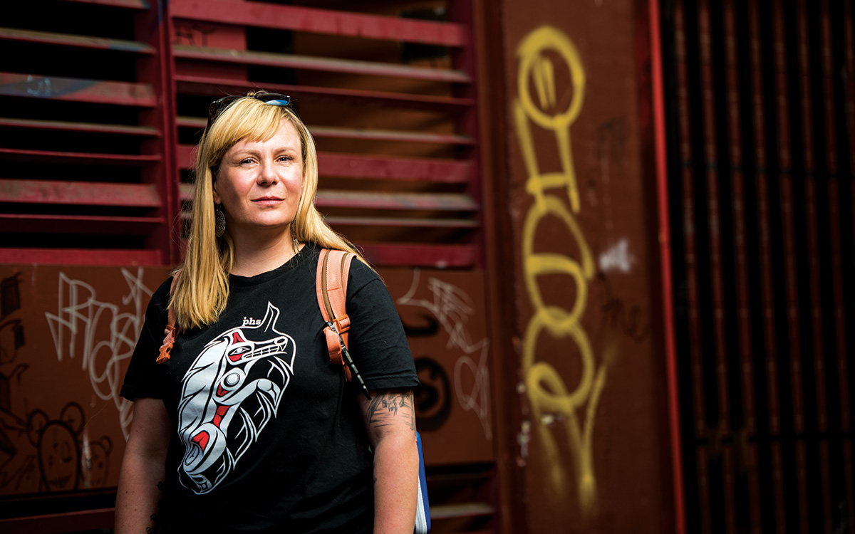 Lana Fox's peers and colleagues were suffering from the trauma of losing clients from the Downtown Eastside to the opioid overdose crisis. Thanks to JIBC's Critical Incident Stress Management program, she learned how to help.