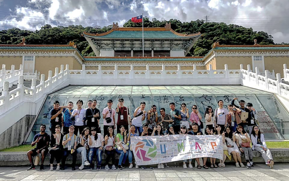 Jordan Wagner, a JIBC Bachelor of Law Enforcement Studies student, took part in an unforgettable international study experience in Taiwan this past summer.