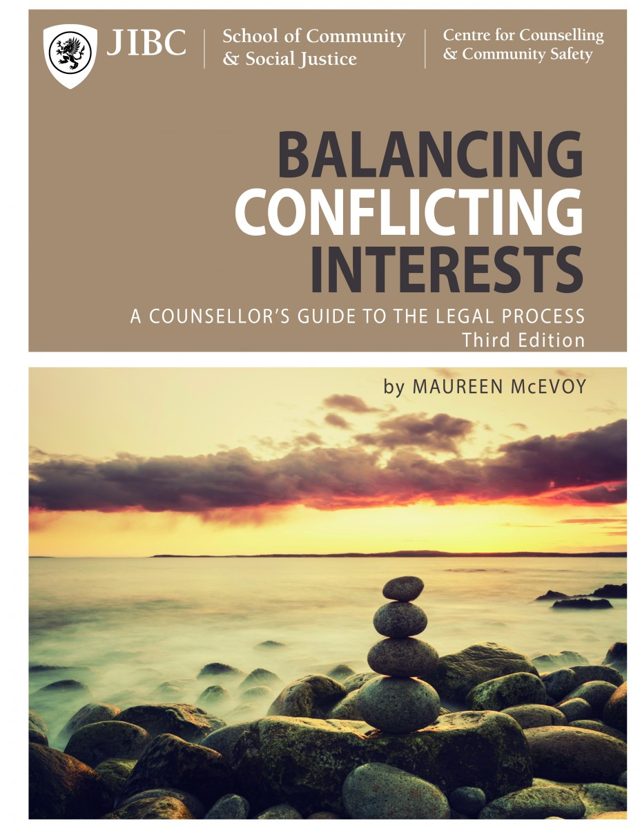 Balancing Conflicting Interests Now Available for Purchase!