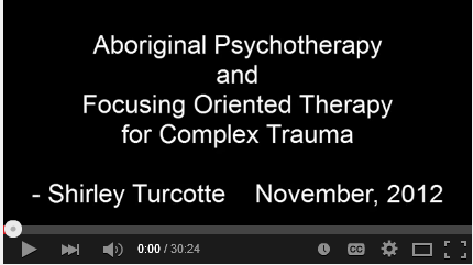 Shirley Turcotte Video