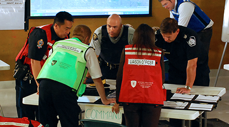 Incident Command System Photo