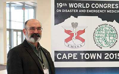 JIBC applied research presented at international disaster and