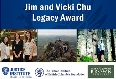 Jim and Vicki Chu Legacy Award