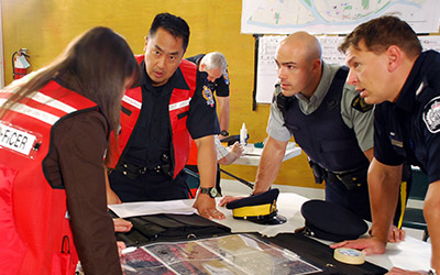 Graduate Certificate in Public Safety Leadership