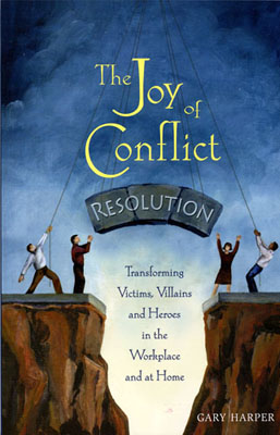 Joy of Conflict cover