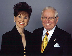 Joseph and Rosalie Segal JIBC Honorary Degree Recipients 2008