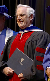 Peter Webster - Honorary Degree Recipient 2008