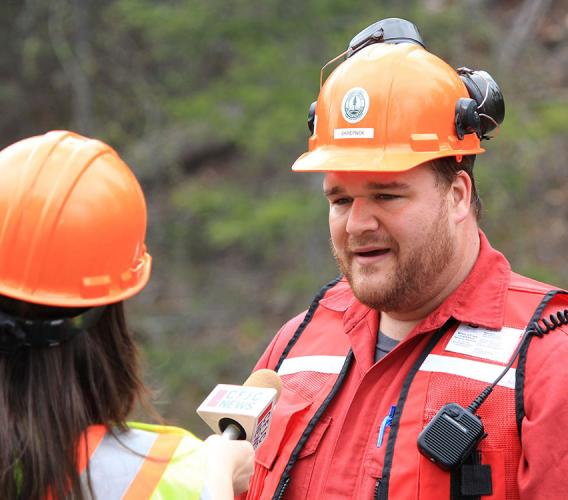 Kevin Skrepnek, the chief fire information officer for the BC Wildfire Service, recently completed a Certificate in Emergency Management at JIBC to get a better understanding of the industry for which he's now a spokesperson.