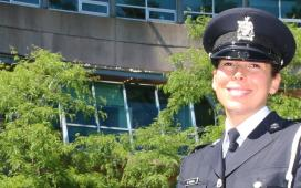 JIBC Police Officer Career Path